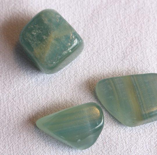 quartz bleu (aqua blue)