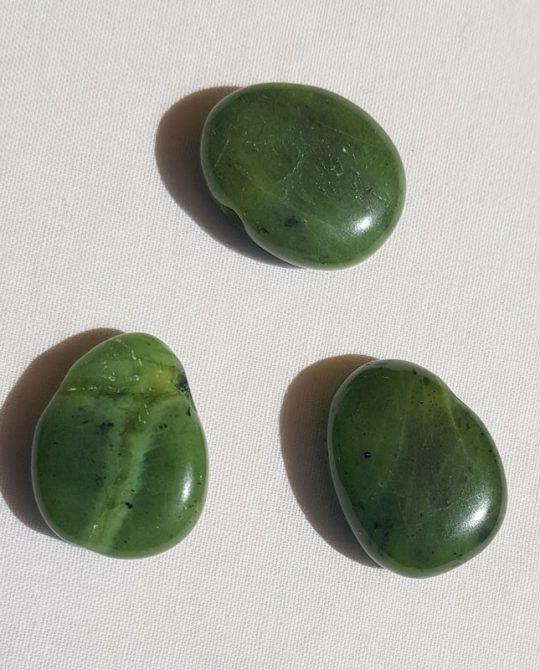 Goutte en jade polaire