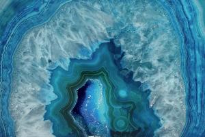 pierre bleue agate druze